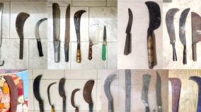 70-rowdies-arrested-in-kanchipuram
