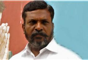 manslaughter-in-tamil-nadu-execute-supreme-court-judgment-thirumavalavan