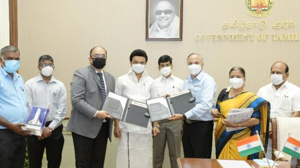 contract-for-the-manufacture-and-supply-of-key-aircraft-parts-to-boeing-for-the-first-time-in-tamil-nadu-agreement-in-the-presence-of-chief-minister-stalin