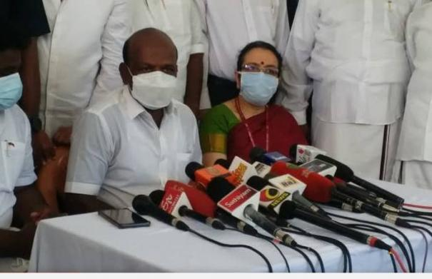 doesn-t-need-amma-mini-clinic-initiated-for-advertising-ma-subramanian