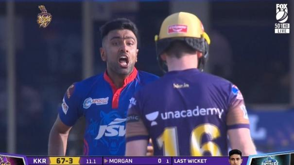 ipl-2021-why-does-ashwin-have-to-be-that-guy-again-asks-shane-warne-on-ashwin-morgan-exchange