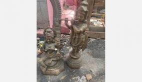 idols-found-in-front-of-the-temple-police-searching-for-accused