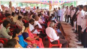 chidambaram-annamalai-university-employees-hunger-strike