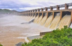 water-flow-decreased-for-mettur-dam