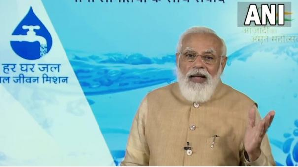 under-jal-jeevan-mission-5-cr-houses-got-water-connection-pm