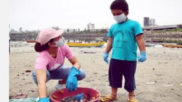 jacqueline-fernandez-goes-beach-cleaning-as-swachh-bharat-abhiyan-turns-4