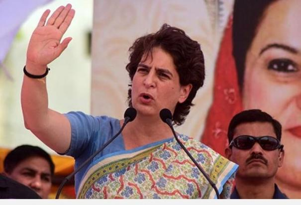 rahul-priyanka-share-video-clip-showing-suv-mowing-down-farmers-demand-justice