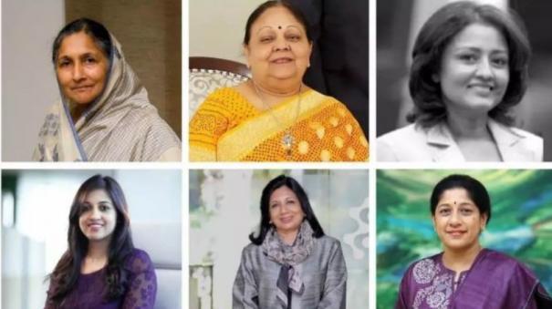 richest-women-in-india