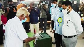 virudhungar-rural-election-polling-underway