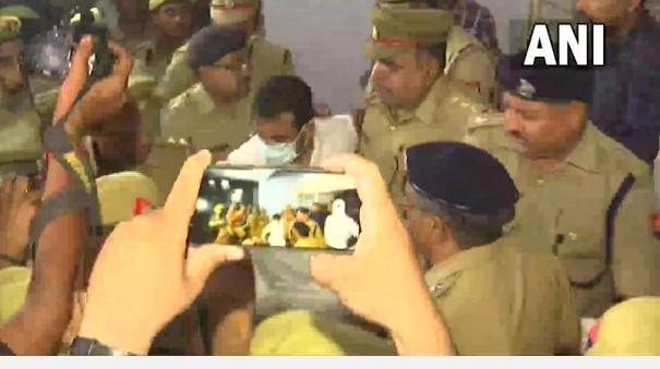 lakimpur-kheri-union-minister-ajay-mishra-s-son-arrested-after-11-hours-of-questioning-police-says-he-is-not-cooperating