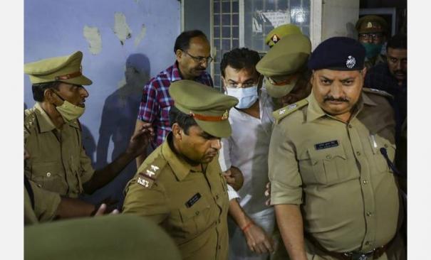 lakhimpur-kheri-violence-ashish-mishra-sent-to-14-day-judicial-custody