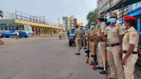 pondicherry-bandh-condemns-cancellation-of-reservation-in-local-elections