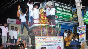 congressman-who-removed-the-garland-worn-by-seeman-for-the-kamaraj-statue