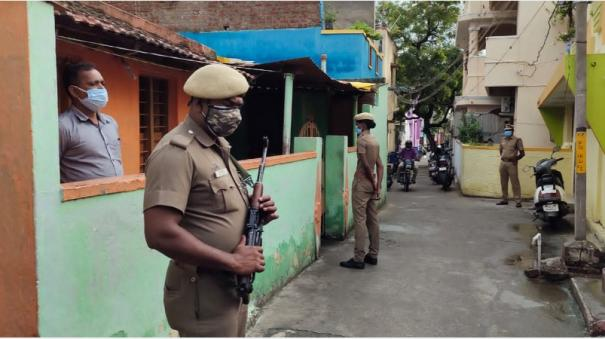 maoist-supporters-nia-raids-3-locations-in-coimbatore