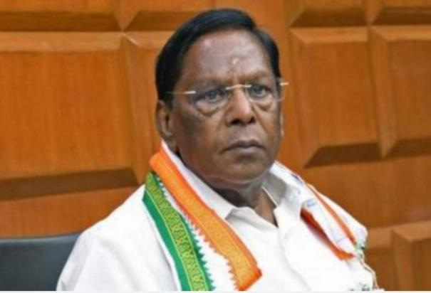 dismiss-if-state-election-commissioner-does-not-resign-narayanasamy-insists
