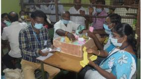 voting-in-14-centers-in-vellore-and-ranipettai-districts