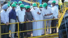 long-term-garbage-disposal-work-building-waste-recycling-kn-nehru-started