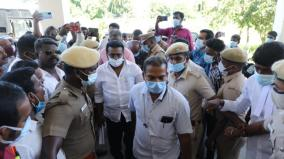 cuddalore-chief-criminal-judge-orders-cbcid-police-to-take-mp-ramesh-into-custody-for-one-day