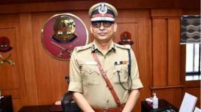 chennai-commissioner-shankar-jiwal-admitted-in-hospital
