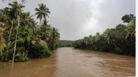 opening-of-water-from-dams-risk-of-flooding-in-coastal-villages