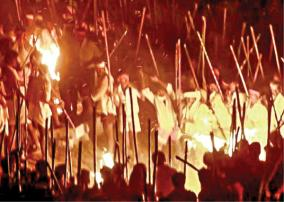 60-injured-in-banni-festival-in-kurnool