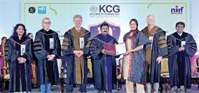 kcg-college-convocation