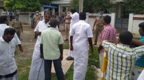 vigilance-raid-at-ex-minister-vijaya-bhaskar-home
