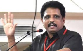 m-p-su-venkatesan-writes-to-it-minister-over-prasar-bharti-measures-to-sell-historical-documents