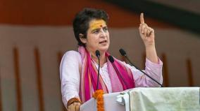 congress-to-reserve-40-per-cent-tickets-for-women-in-up-polls-says-priyanka