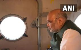 amit-shah-conducts-uttarakhand-aerial-survey-as-rescue-ops-continue