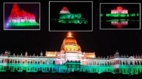 archaeological-survey-of-india-illuminates-100-monuments-in-tri-color-to-celebrate-the-landmark-achievement-of-100-crore-vaccinations
