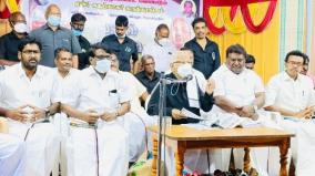 k-veeramani-on-neet-exam-at-a-book-release-function