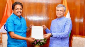 madurai-mp-insists-on-giving-back-53-offers-for-passengers-of-varied-fields