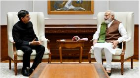 governor-of-tamil-nadu-called-on-hon-ble-prime-minister-of-india