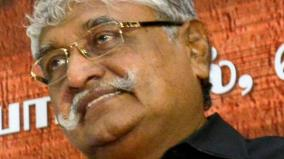 suba-veerapandian-appointed-as-the-chairman-of-the-social-justice-monitoring-committee