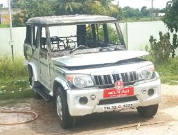 man-sets-fire-on-government-vehicles-arrested