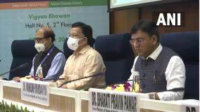 union-health-minister-mansukh-mandaviya-holds-a-meeting-with-health-ministers-of-states